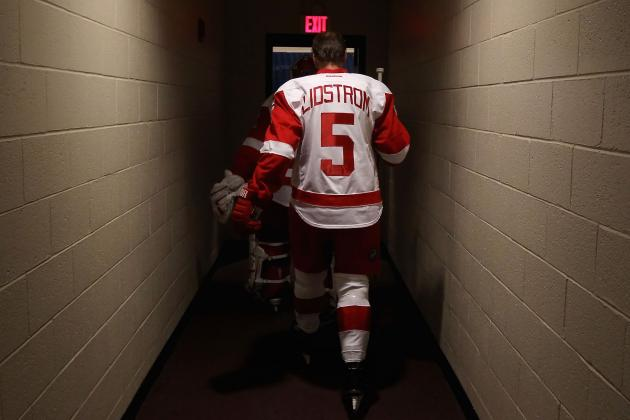 NHL Trade Speculation: Weaknesses Detroit Red Wings Must Fix by the Deadline