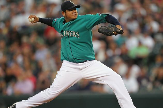 Seattle Mariners: Projecting the 2012 Rotation