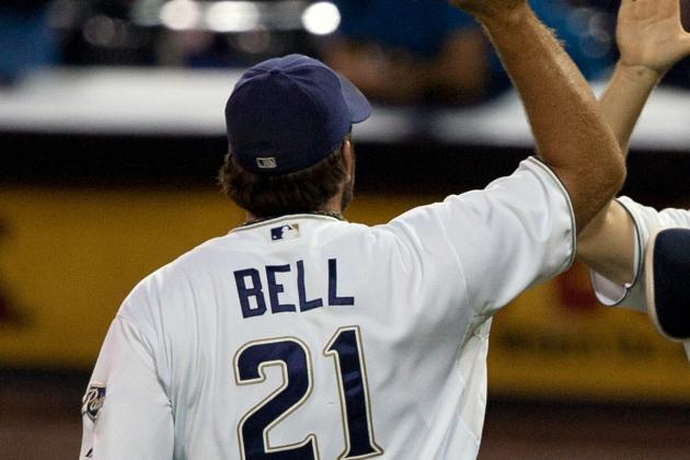 Heath Bell, Mariano Rivera and Baseball's Best Closers in 2012
