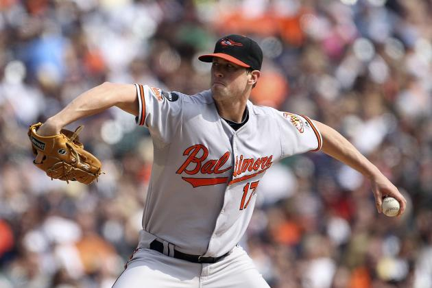 Each Baltimore Orioles Pitcher's Odds of Making the Starting Rotation