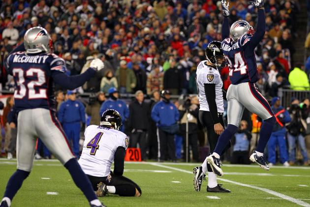 New England Patriots' Unsung Heroes of the AFC Championship Game