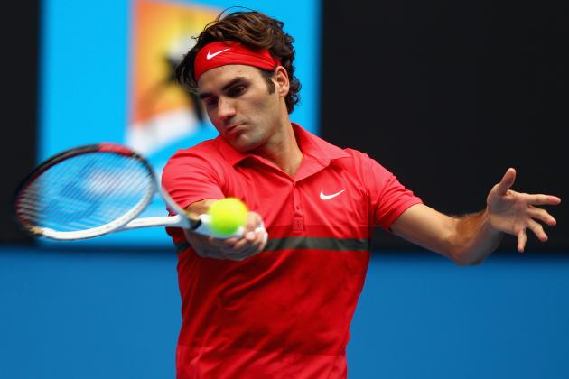 Australian Open 2012: 10 Most Memorable Story Lines from Week 1