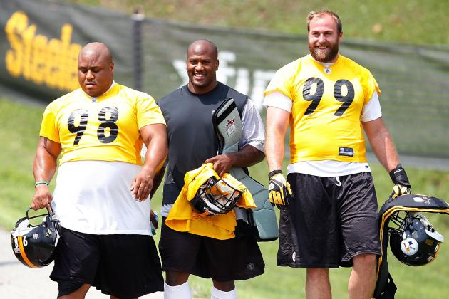 Pittsburgh Steelers: Potential Salary Cap Casualties in 2012
