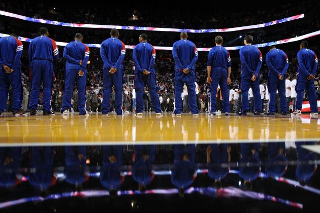 Philadelphia 76ers Report Card: Grades for All Key Players Through First Quarter