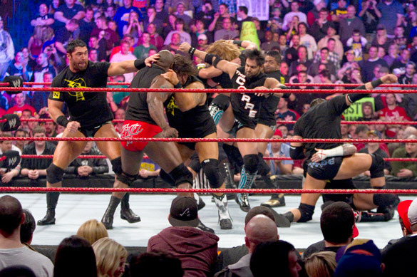 WWE Royal Rumble 2012: What We Won't See January 29th