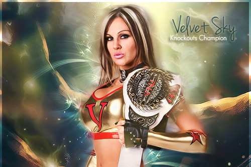 6 Reasons Why Velvet Sky Should Be IMPACT Wrestling's Knockouts Champion Again