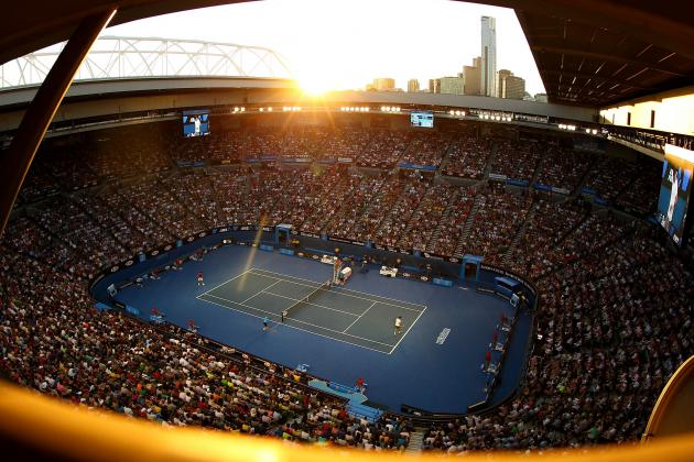 Australian Open 2012 TV Schedule: The 2 Must-Watch Matches for Day 9
