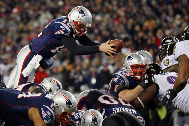 NFL Playoff Picks: Why Patriots Will Thump Giants in Super Bowl XLVI