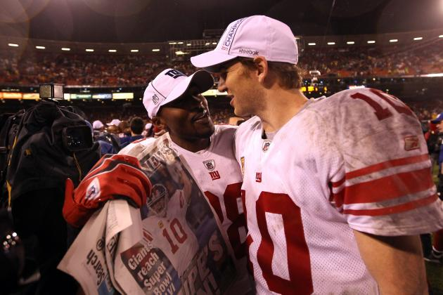 Patriots vs. Giants in Super Bowl XLVI: NFL Championship Sunday Recap in Photos