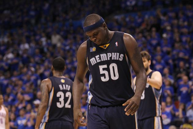 Zach Randolph and 10 Crucial Injuries Killing Teams' Playoff Hopes