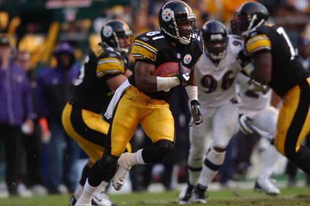 Biggest Draft Busts in Pittsburgh Steelers Franchise History