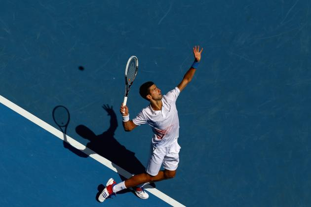 Australian Open 2012 TV Schedule: Top Men's Matches to Watch on Day 8