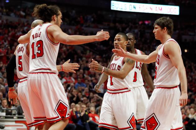 Chicago Bulls: 5 Areas the Bulls Need to Improve to Win 2011-12 NBA Title