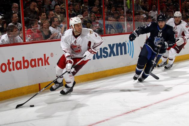 2012 NHL All-Star Game and the 16 Highest-Scoring Games of the Season (Video)