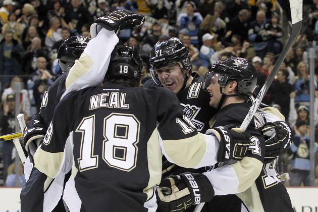 Pittsburgh Penguins: 6-Game Winning Streak by the Numbers
