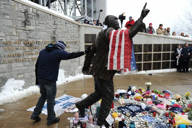 Joe Paterno: The Highlights of JoePa's Penn State Career