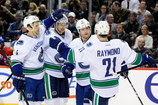 NHL Trade Rumors: If Canucks Are 'Open for Business', Who Stays and Who Goes?