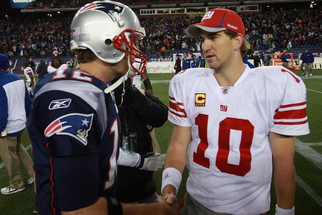 New York Giants vs. New England Patriots: Definitive Guide for Super Bowl 2012
