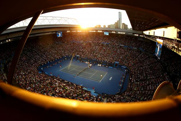 Australian Open 2012: 4 Reasons We Can't Wait for Week 2