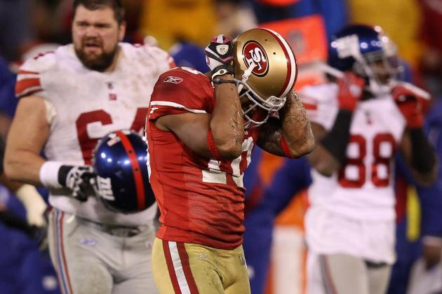 Giants vs. 49ers: 5 Things We Learned in San Francisco's 20-17 Overtime Loss