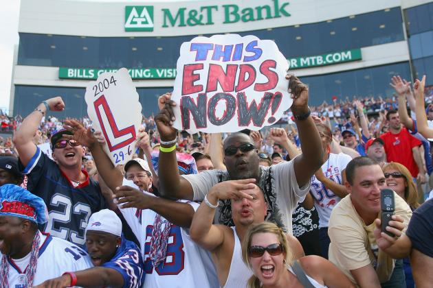 Buffalo Bills' Top 5 Needs This NFL Offseason