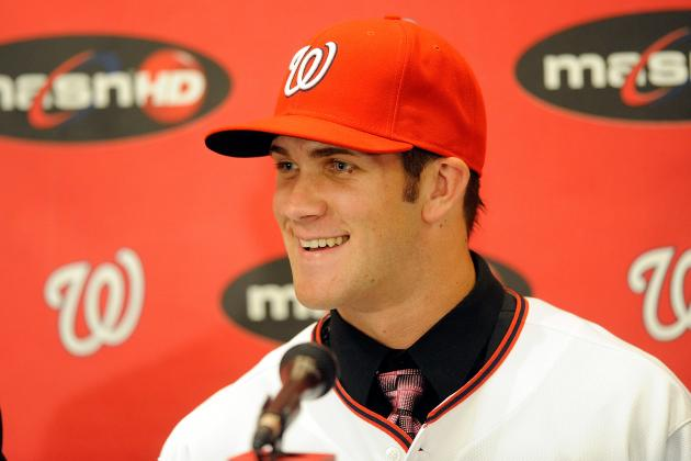 2012 MLB Spring Training: Bryce Harper and 23 Prospects We Can't Wait to See