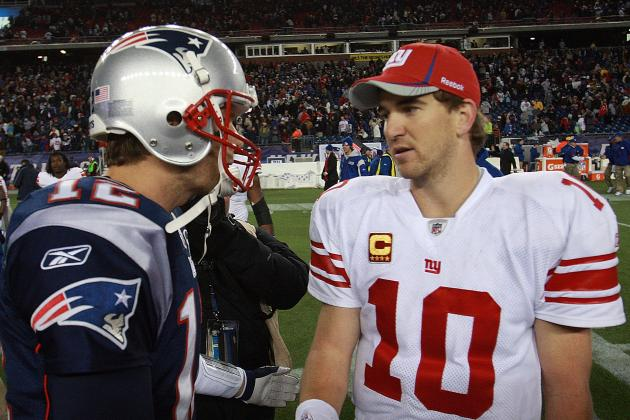 Full Statistical Projections for Every Offensive Starter in Super Bowl XLVI