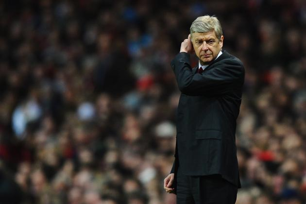 Arsene Wenger's Substitution and Six EPL Talking Points from Week 22