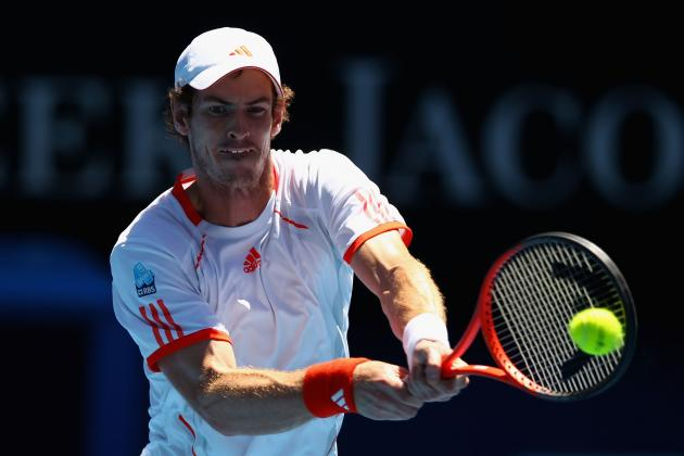 Australian Open 2012: Why It Is Finally Andy Murray's Time to Shine