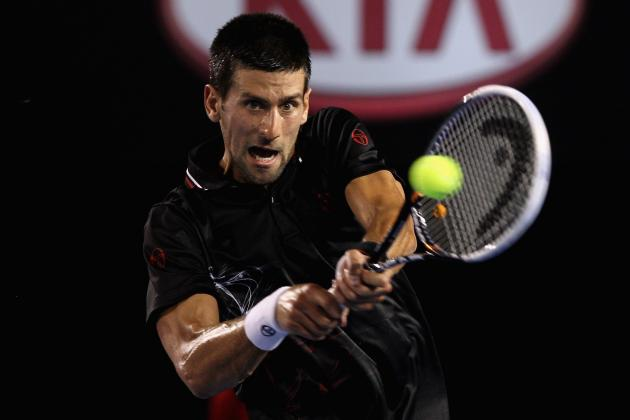 Australian Open 2012 TV Schedule: 6 Performers We Can't Wait to See in Week 2