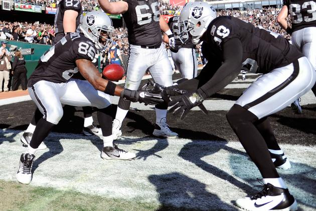 Can the Oakland Raiders' Receiving Corps Become Elite?