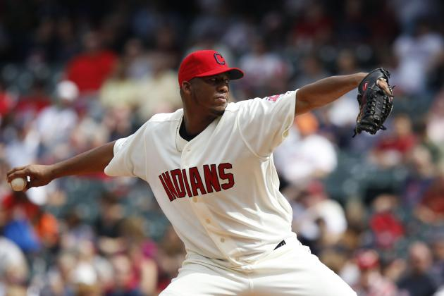 Cleveland Indians: 9 New Aliases for Fausto Carmona