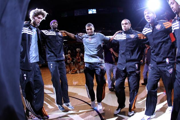 Phoenix Suns Report Card: Grades for All Key Players Through First Quarter