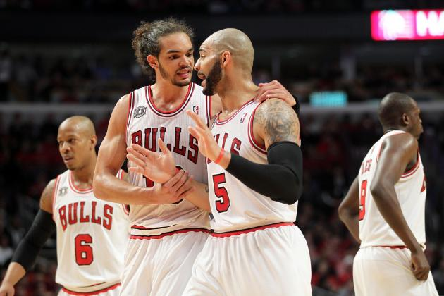 Joakim Noah and the 4 Players Who Must Improve