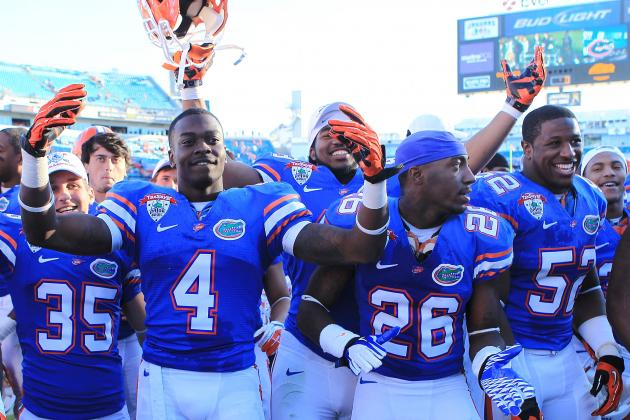 Florida Gators and 7 College Football Teams Poised for Big Turnarounds in 2012