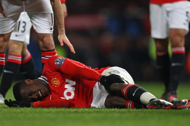 Top 5 Most Injury-Prone Players in the Premier League