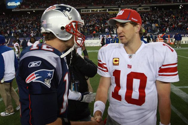 Super Bowl 2012: Early Score and Stat Projections for Giants vs. Patriots