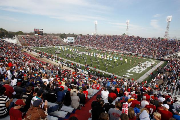 Senior Bowl 2012: 5 Winners and Losers from the First Day's Practice