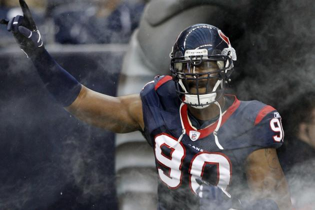 2012 NFL Free Agency: Ranking the 3 Best Players at Each Position