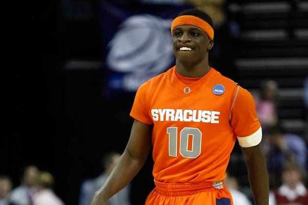 Syracuse Basketball: Ranking the 5 Orange Alums in the NBA