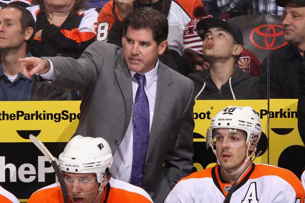 5 Statistics That Define the Philadelphia Flyers' Season Thus Far