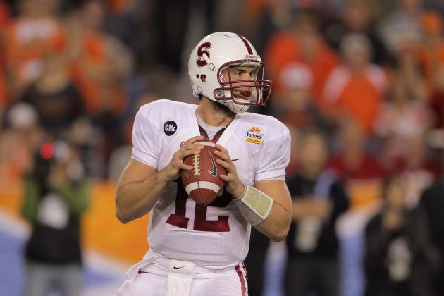 2012 NFL Mock Draft: Full First-Round Predictions with Pro Comparisons