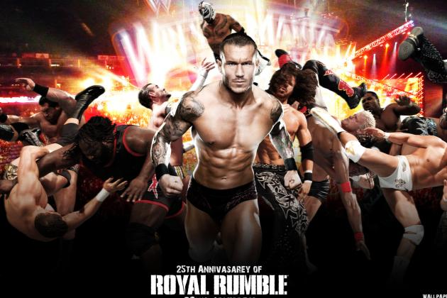 WWE Royal Rumble 2012: Predicting the 30 Competitors in the Royal Rumble Match