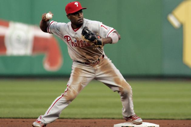 Jimmy Rollins: Things We'd Love  the Phillies Shortstop to Do Before He Retires