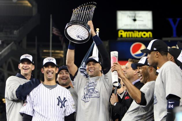New York Yankees: 17 Years of Memorable Moments for Jorge Posada