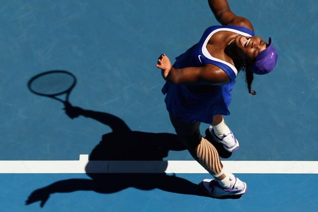 Australian Open 2012: Serena Williams Upset and 7 Suprises in Women's Tennis