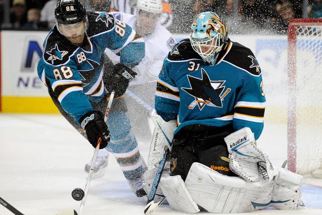San Jose Sharks: 10 Players That Need a Better Second Half