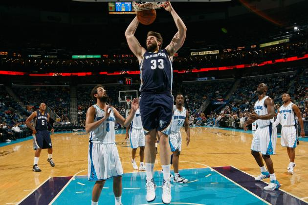 Memphis Grizzlies Report Card: Grades for All Key Players Through First Quarter