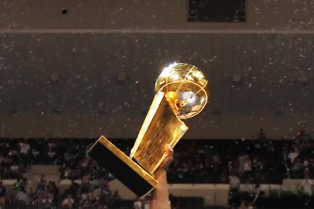 NBA 2011-2012: First-Quarter Awards