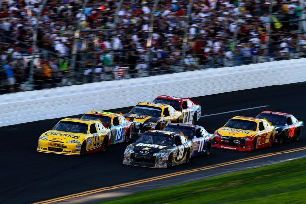 NASCAR Sprint Cup: 10 Drivers Who Will Be the Most Disappointed in 2012